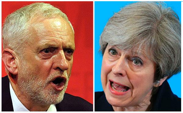 corbyn y may