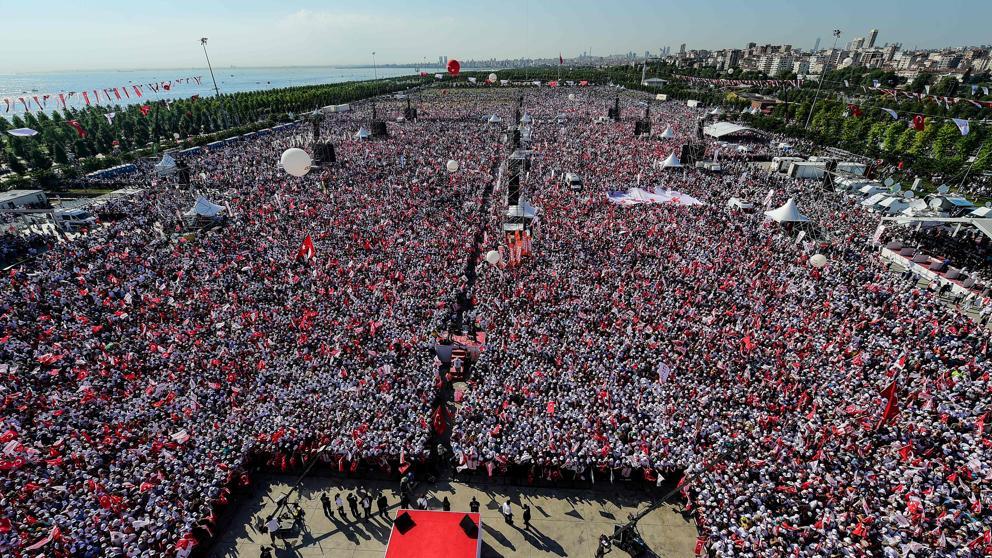 Estambul contra Erdogan