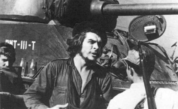 Che Guevara en Santa Clara