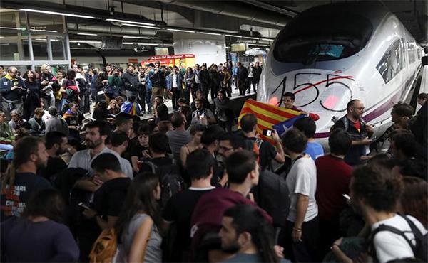 Barcelona contra el 155