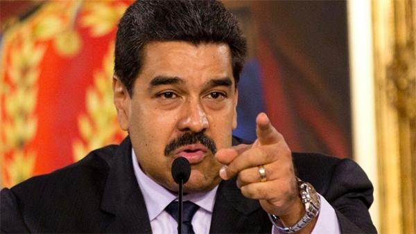 Maduro totalitario