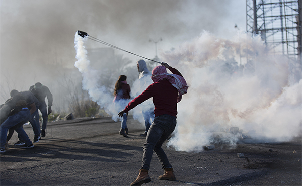 Palestina resiste a la agresión sionista