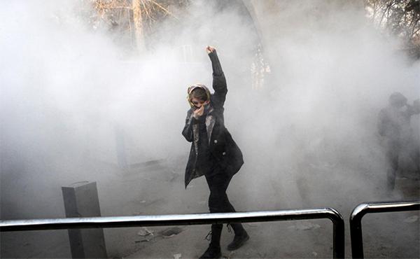 Iran se rebela