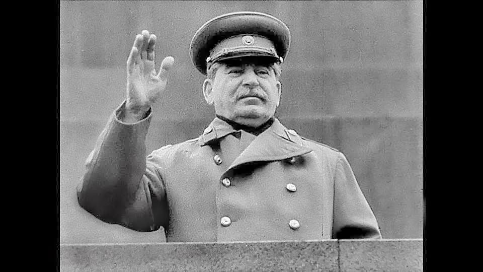 Stlanin, denominado por Trotsky como el gran organizador de derrotas