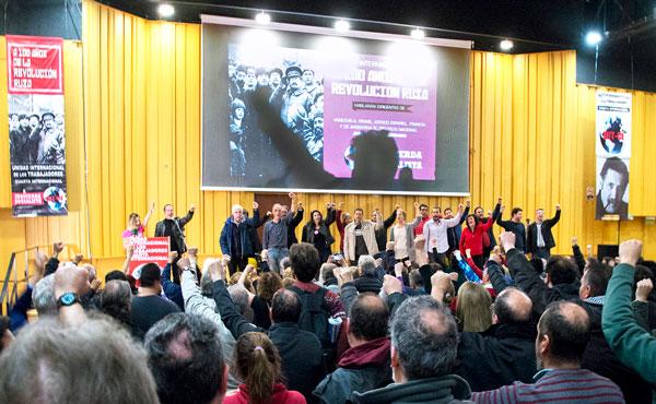 Acto de cierra del VI Congreso Mundial de la UIT-CI