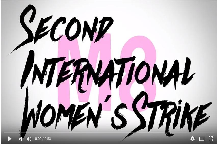 Second Internacional Womens Strike