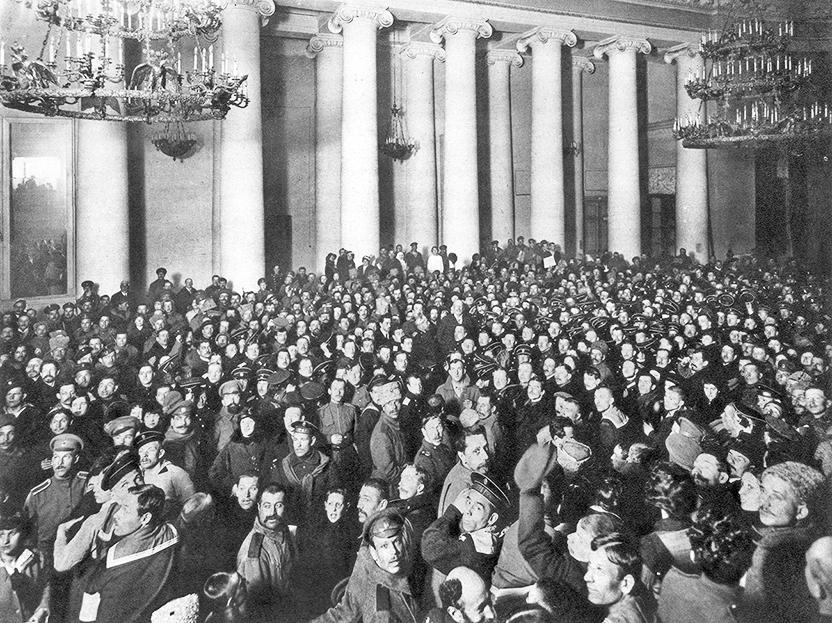 Soviet de Petrogrado