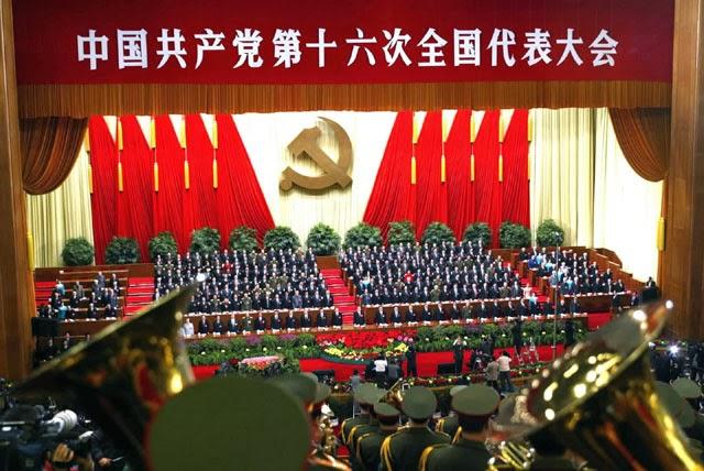 XVI Congrso de PCCh