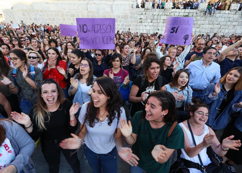 Movilizacion en el Estado Español