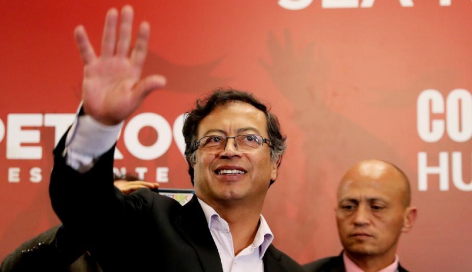 Preto candidato a presidente el Colombia