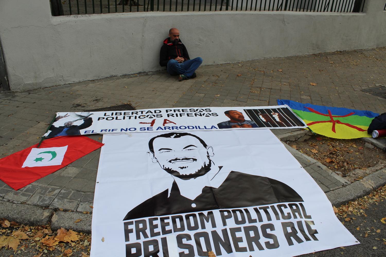 Libertad a los presos politicos en Marruecos