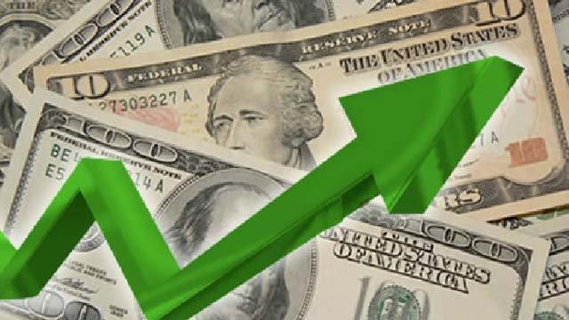 Aumento del dolar