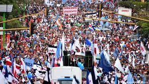 Huelga general en Costa Rica contra el combo fiscal