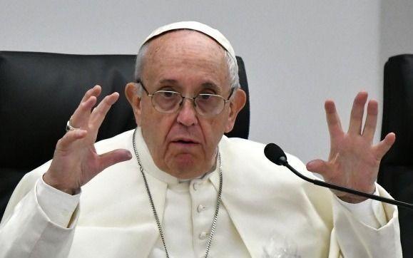 El Papa declaro contra las mujeres contratar un sicario para resolver un problema
