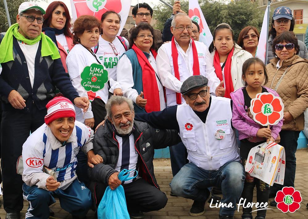 Enrique Fernandez Chacon Unios en el Frente Amplio