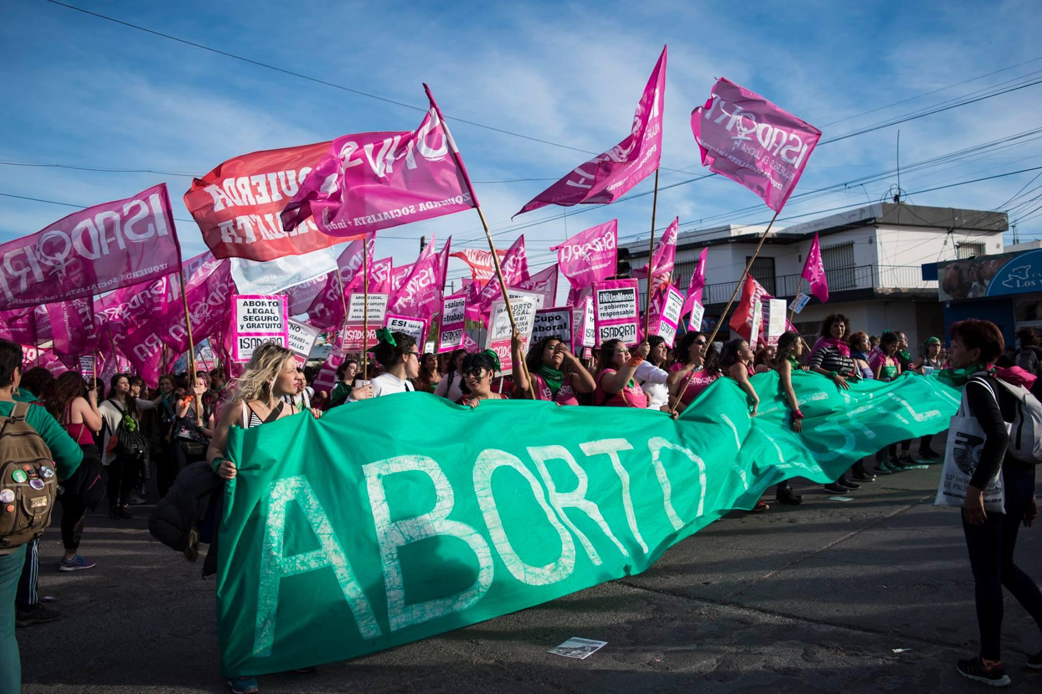 Marcha 33 ENM Isadora