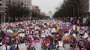 Womans March 2017 WDC EEUU