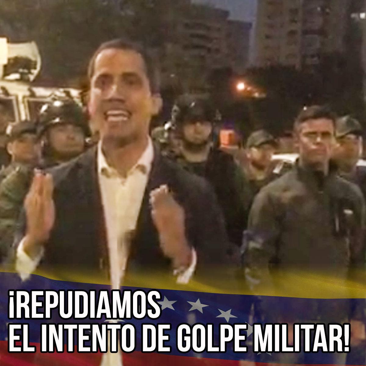20190430-Repudiamos-el-golpe-militar-Venezuela
