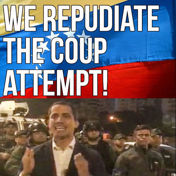 20190430-We-repudiate-the-coup-attempt