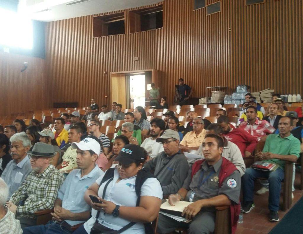 encuentro sindical venezuela