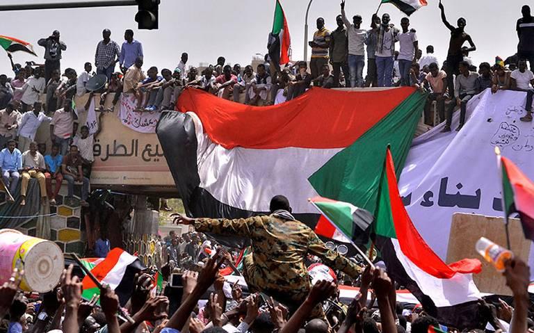 Sudan golpe-de-estado