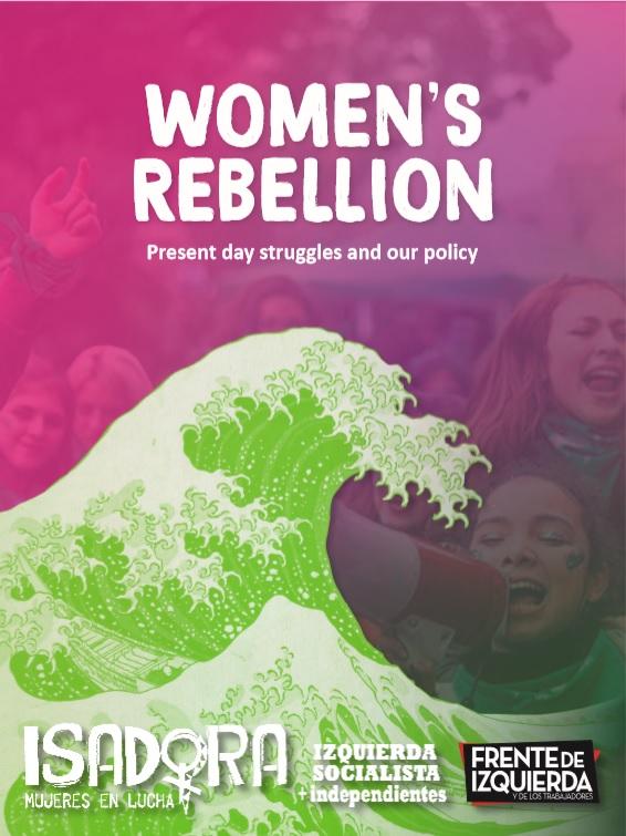 Rebelion de la mujeres Ingles