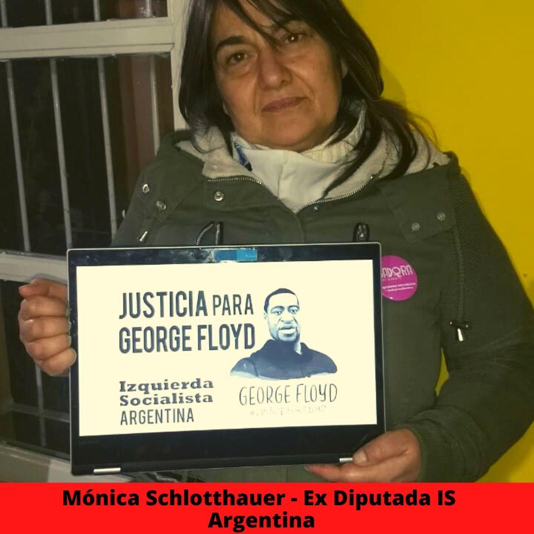 Graciela Calderon - Secretaria Adjunta SUTEBA La Matanza - IS Argentina 1