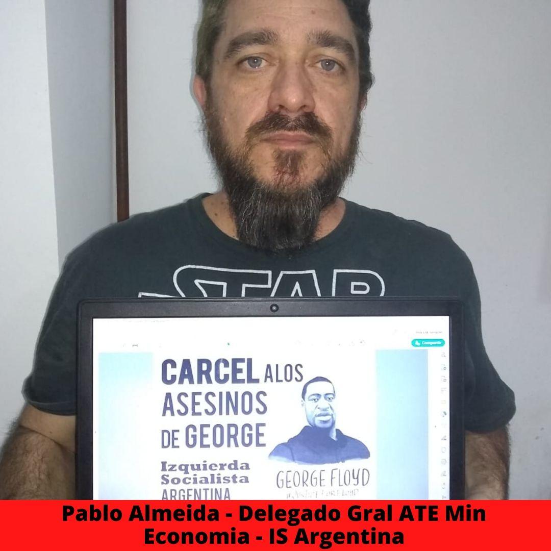 Graciela Calderon - Secretaria Adjunta SUTEBA La Matanza - IS Argentina 15