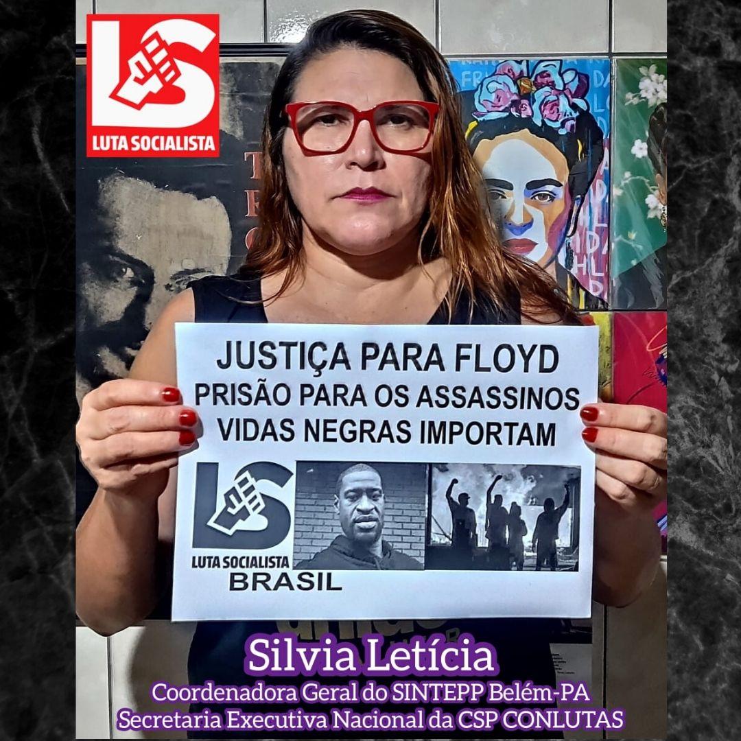 Graciela Calderon - Secretaria Adjunta SUTEBA La Matanza - IS Argentina 24