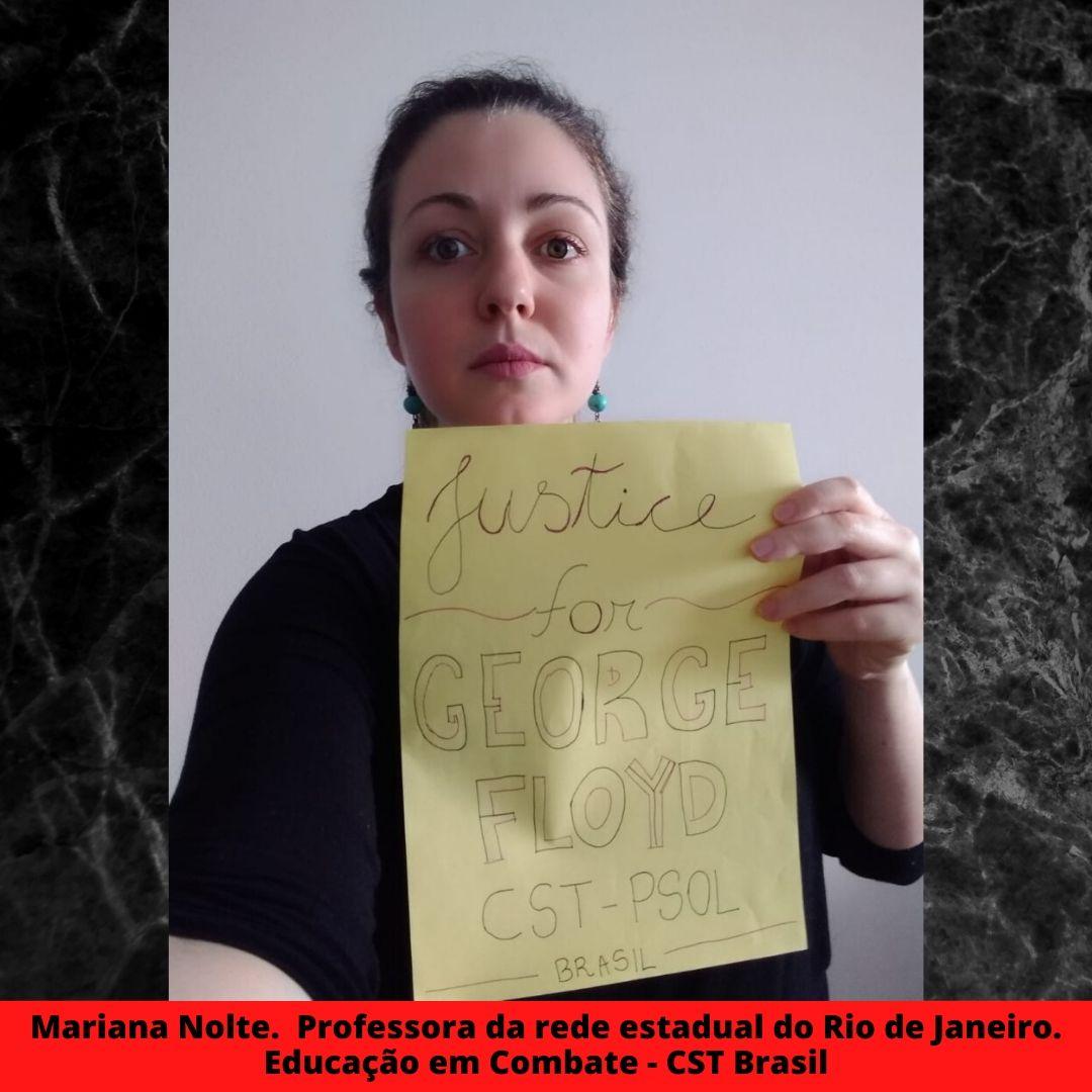 Graciela Calderon - Secretaria Adjunta SUTEBA La Matanza - IS Argentina 26