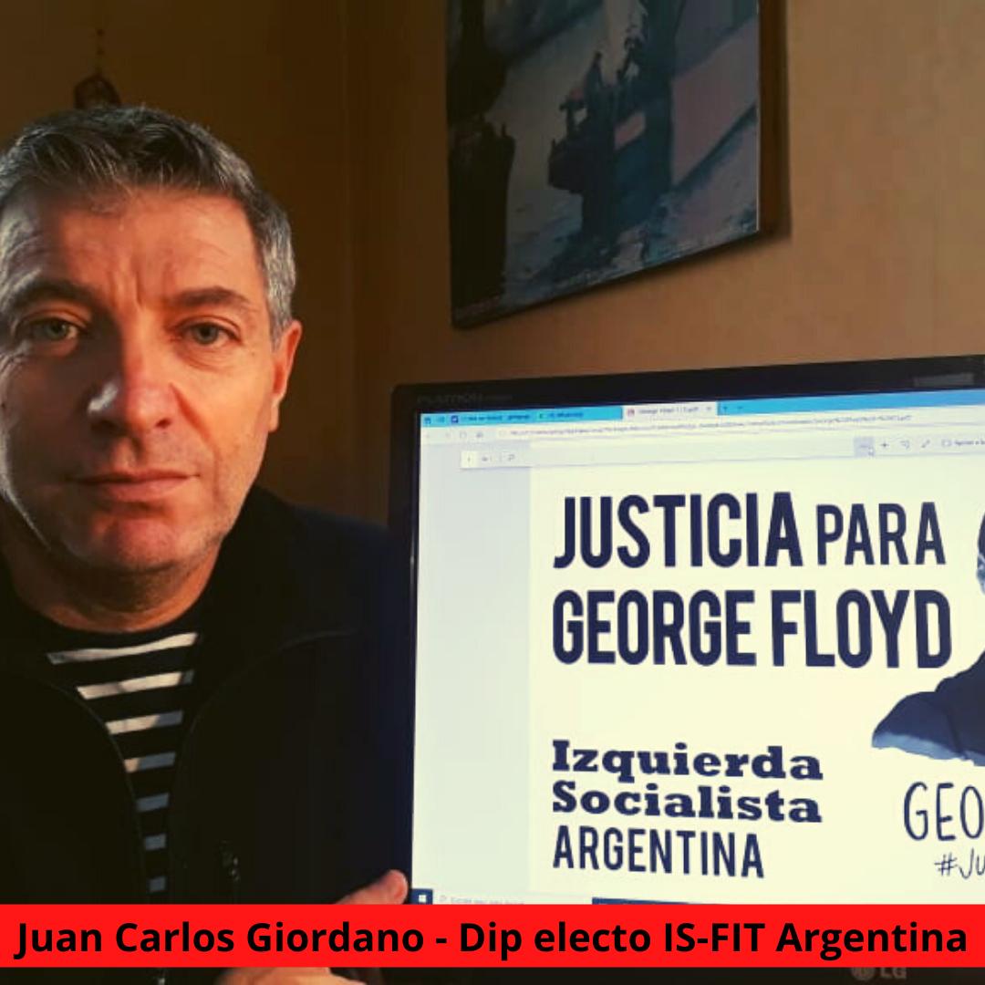 Juan Carlos Giordano - Dip Electo IS -FIT