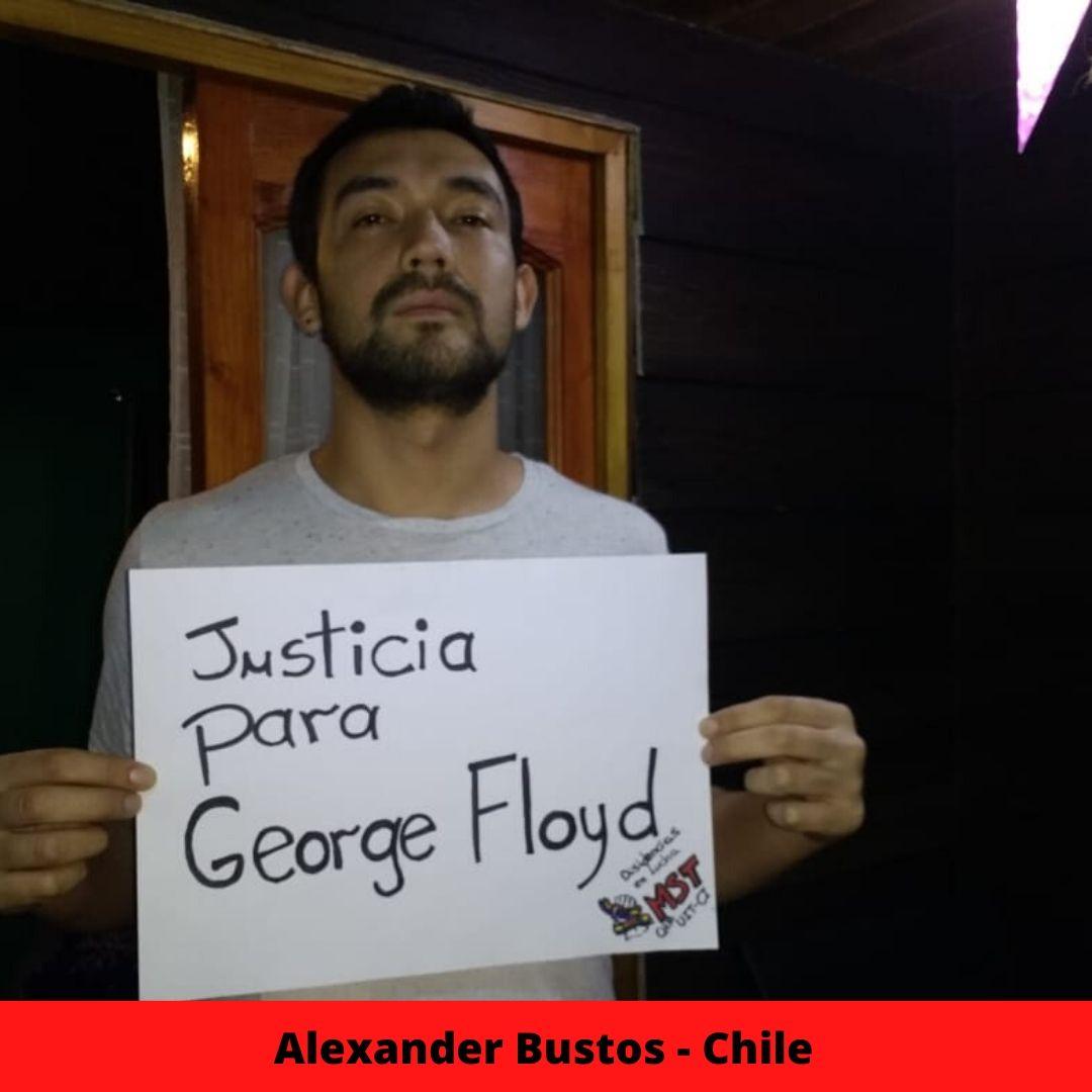 alexander bustos - chile