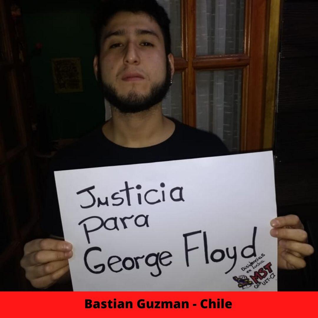 bastian guzman - chile