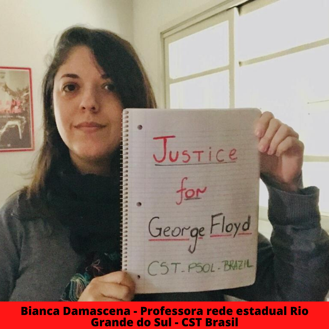 bianca damascena - professora rede estadual rio grande do sul