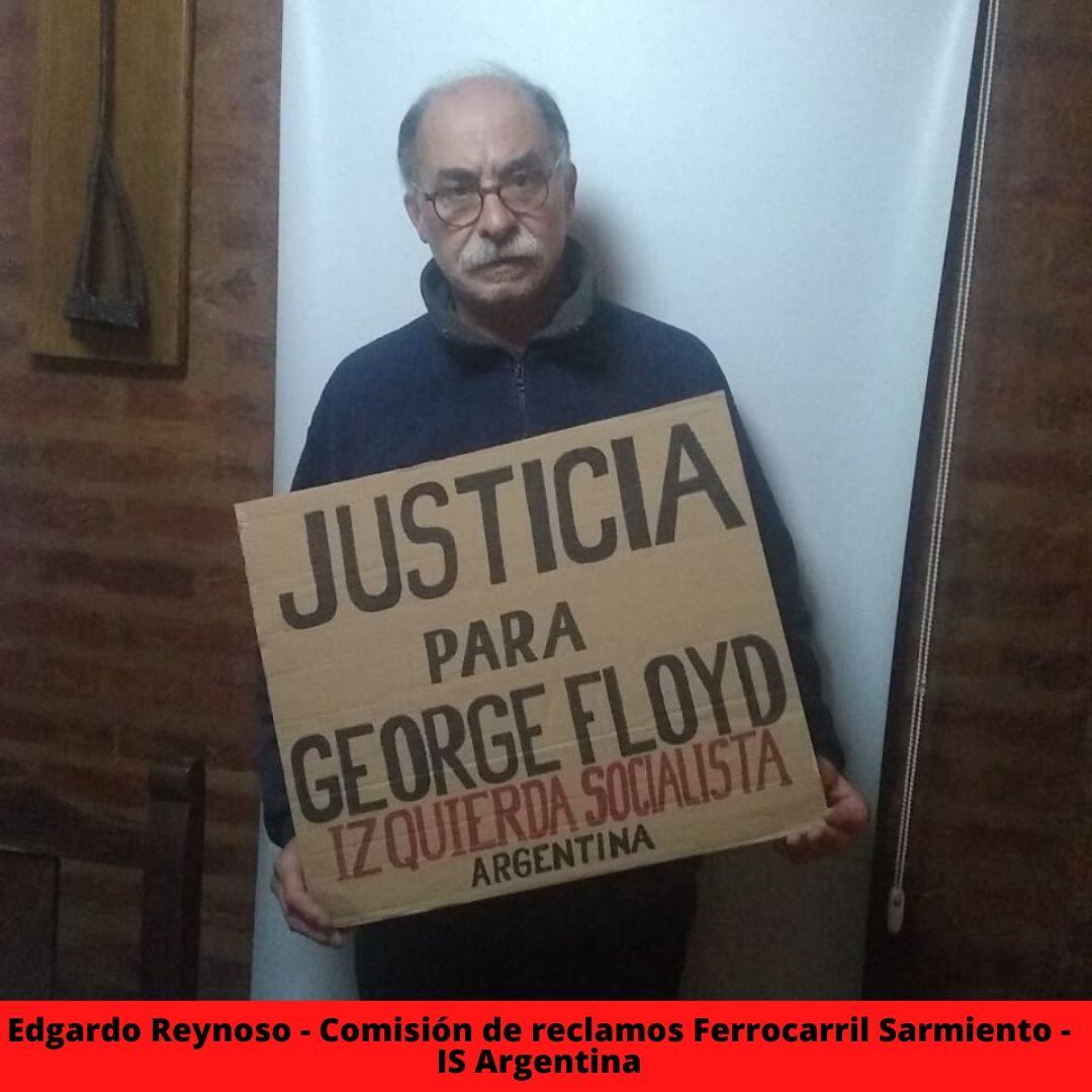 edgardo reynoso - comisin de reclamos ferrocarril sarmiento - is argentina