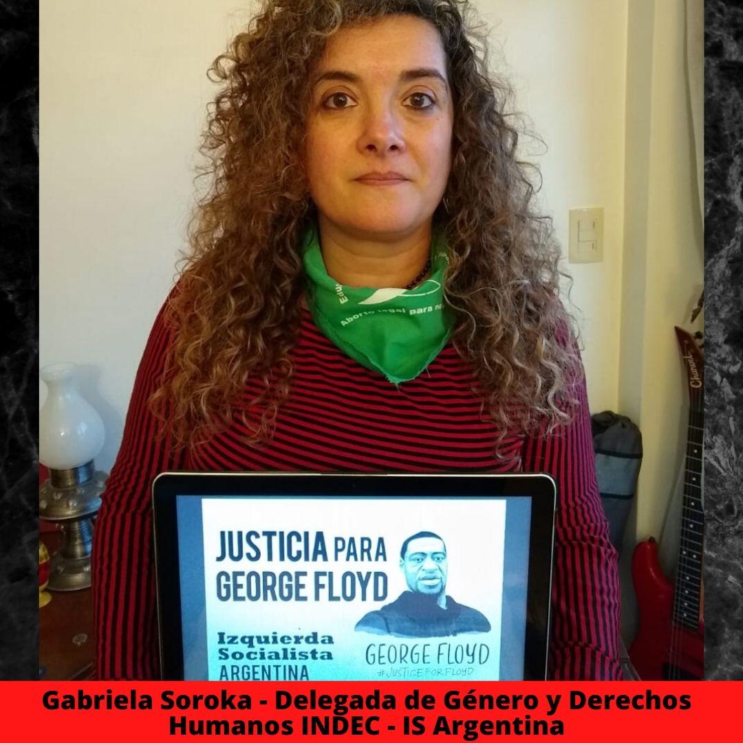 gabriela soroka - delegada de gnero y derechos humanos indec - is argentina
