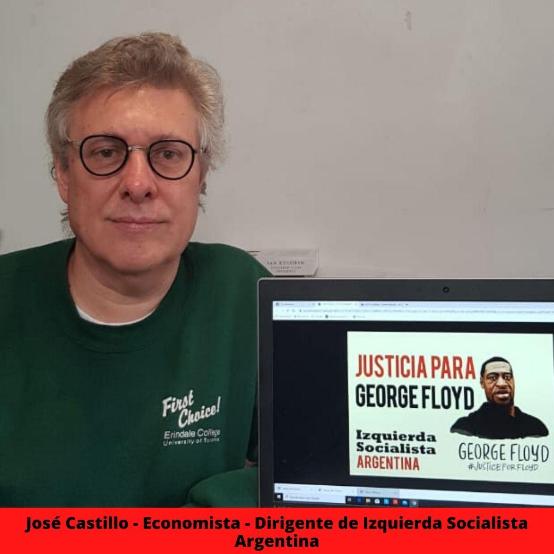 jos castillo - economista - dirigente de izquierda socialista