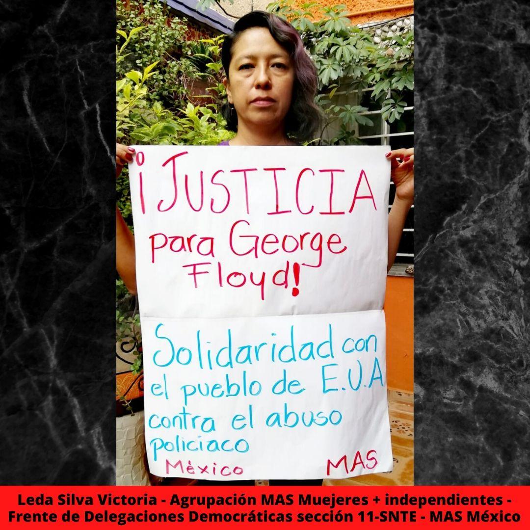 leda silva victoria - agrupacin mas muejeres  independientes - frente de delegaciones democrticas seccin 11-snte - mas mxico