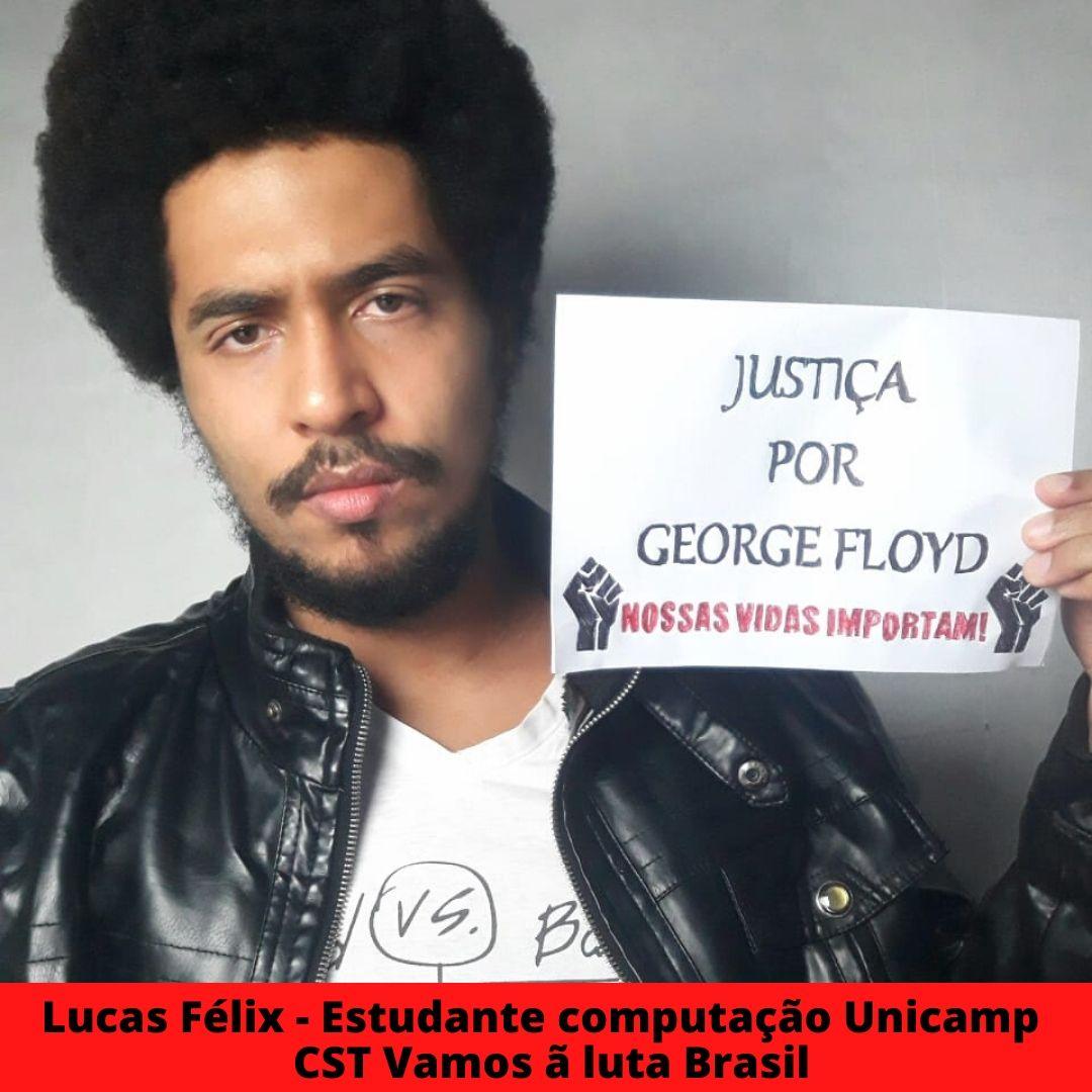 lucas flix - estudante computao unicamp  cst vamos  luta brasil