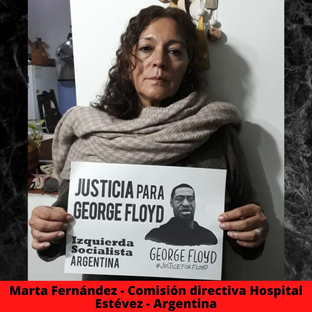 marta fernndez - comisin directiva hospital estvez - argentina