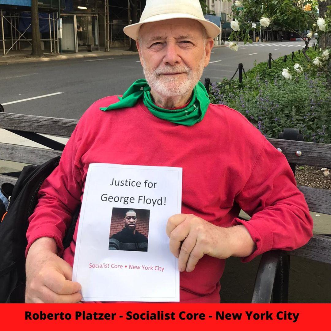 roberto platzer - socialist core - new york city