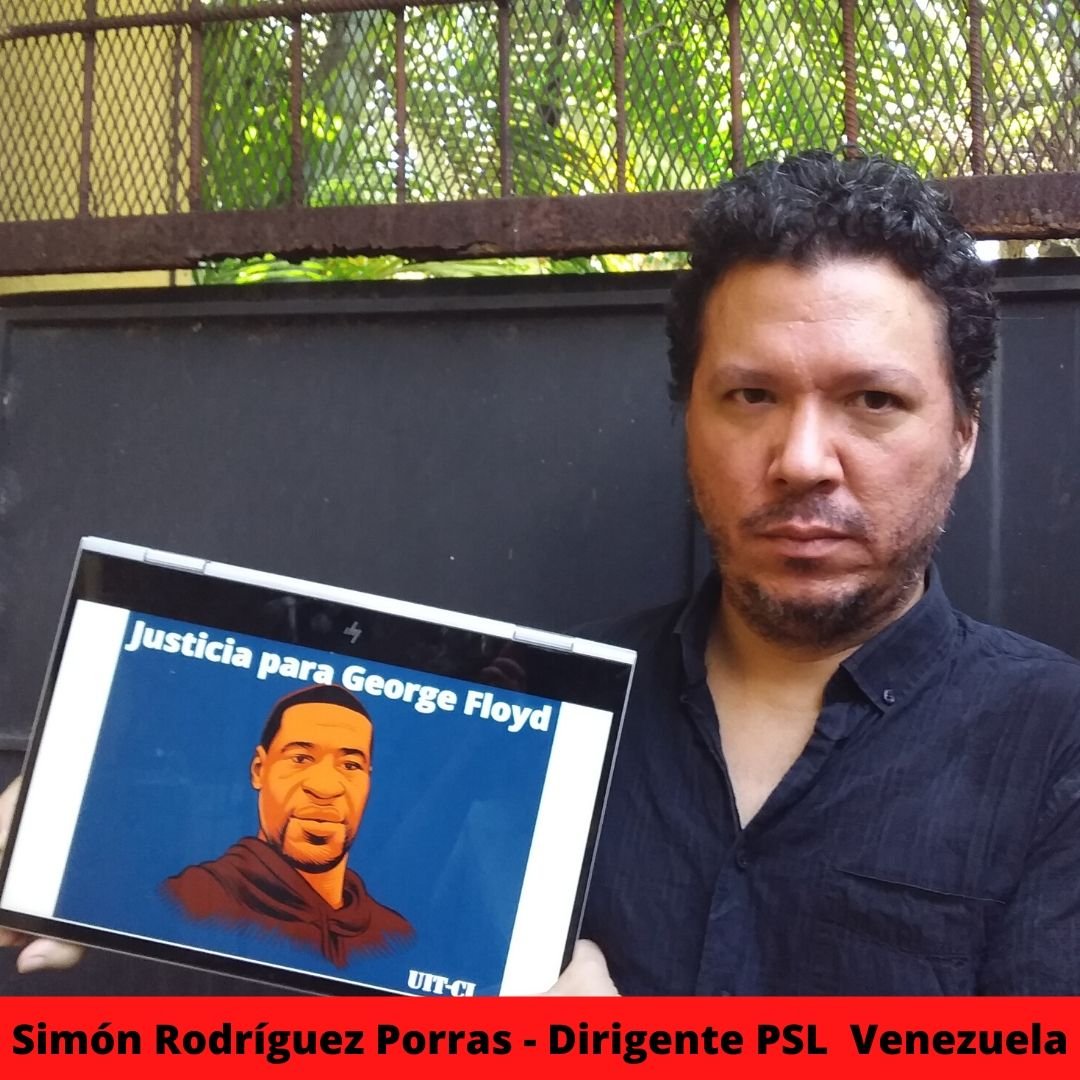 simn rodrguez porras - dirigente psl venezuela