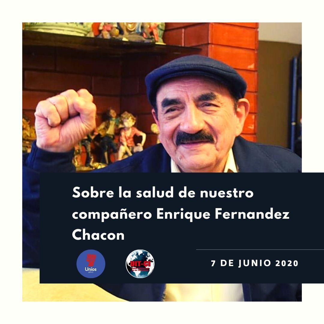 saludEnriqueFernandez Chacon