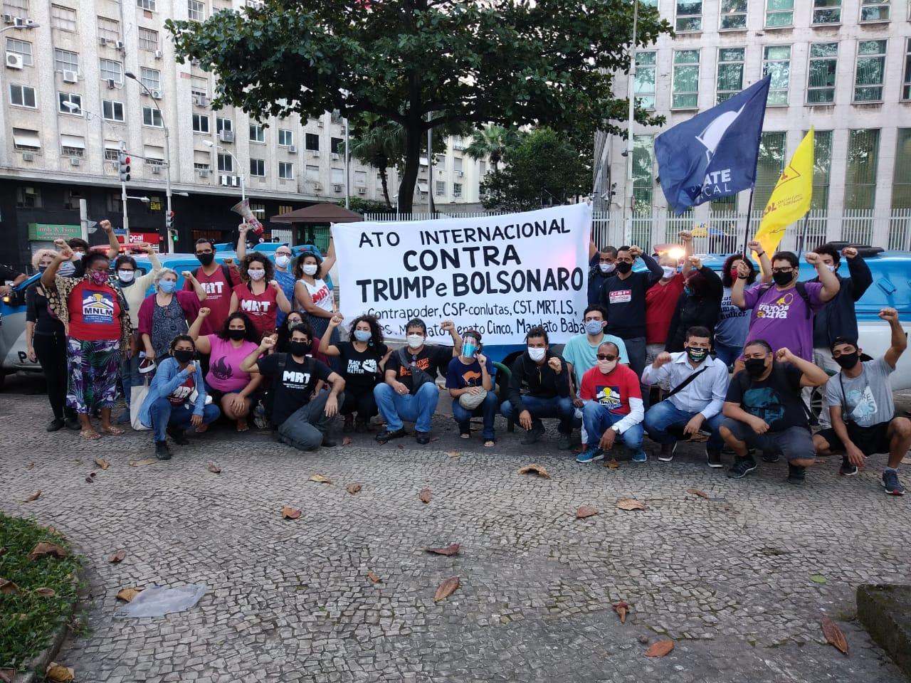 Rio de Janeiro - Jornada del 27 de Agosto