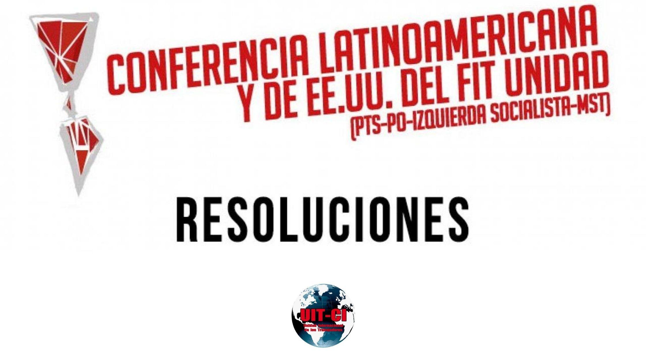 resolucionesconferencia